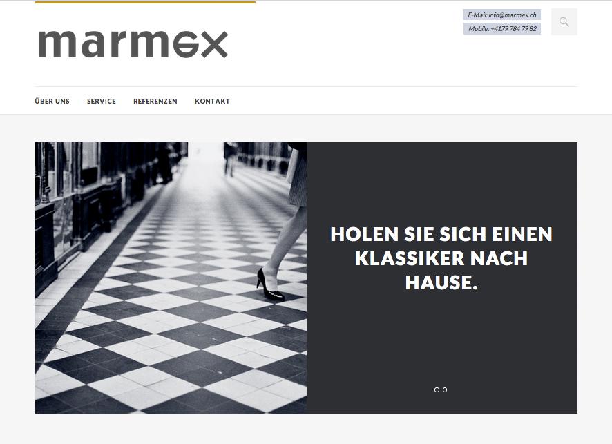 Marmex_GmbH_Slide